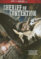 Sheriff Of Contention (DVD + UltraViolet) Movie