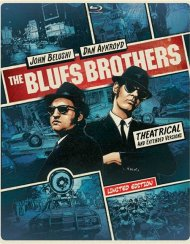 Blues Brothers, The (Steelbook + Blu-ray + DVD + UltraViolet) Blu-ray