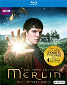 Merlin: The Complete Series Blu-ray