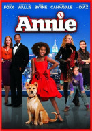 Annie (2014) (DVD + UltraViolet) Movie