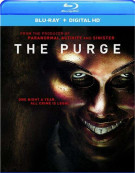 Purge, The (Blu-ray + UltraViolet) Blu-ray