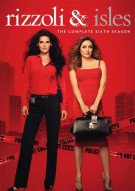 Rizzoli & Isles: The Complete Sixth Season Movie