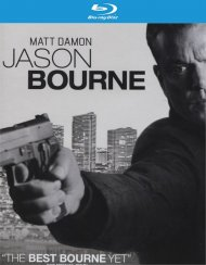 Jason Bourne (4K Ultra HD + Blu-ray + UltraViolet) Blu-ray