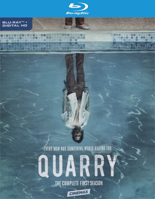 Quarry: The Complete First Season (Blu-ray + UltraViolet) Blu-ray