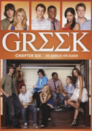 Greek: Chapter Six - The Complete Fourth Season Movie