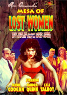 Mesa Of Lost Women Movie