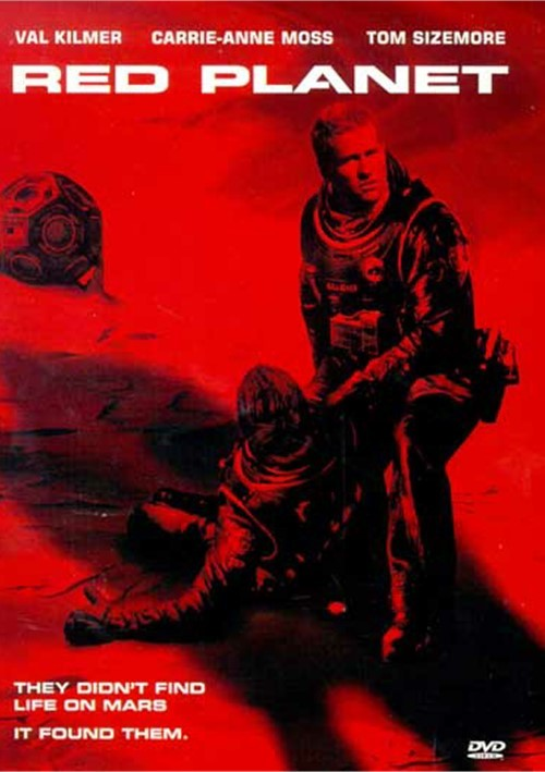 Red Planet Movie