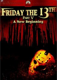 Friday The 13th: Part V - A New Beginning Movie