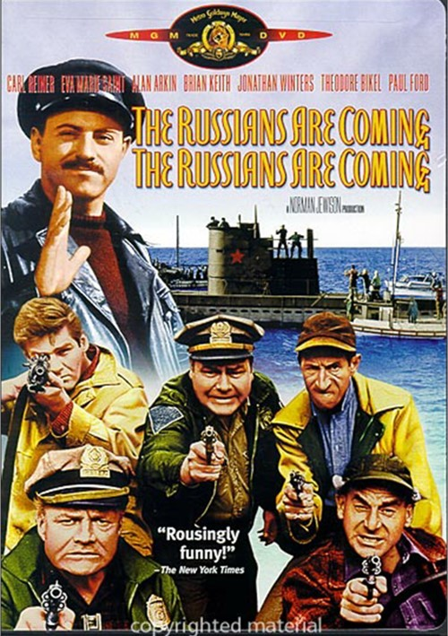 Russians Are Coming, The Russians Are Coming, The Movie
