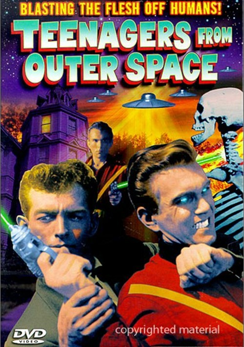 Teenagers From Outer Space (Alpha) Movie