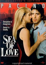 Sea Of Love: Collectors Edition Movie