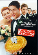 American Wedding (Widescreen) Movie