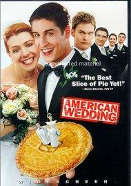American Wedding (Widescreen) Movie