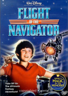 Flight Of The Navigator Movie