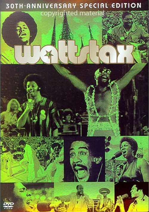 Wattstax: The Special Edition Movie