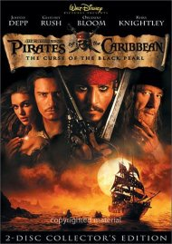 Pirates Of The Caribbean: 3 Disc Special Edition Movie