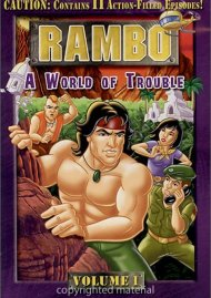 Rambo: Volume 1 - A World of Trouble Movie