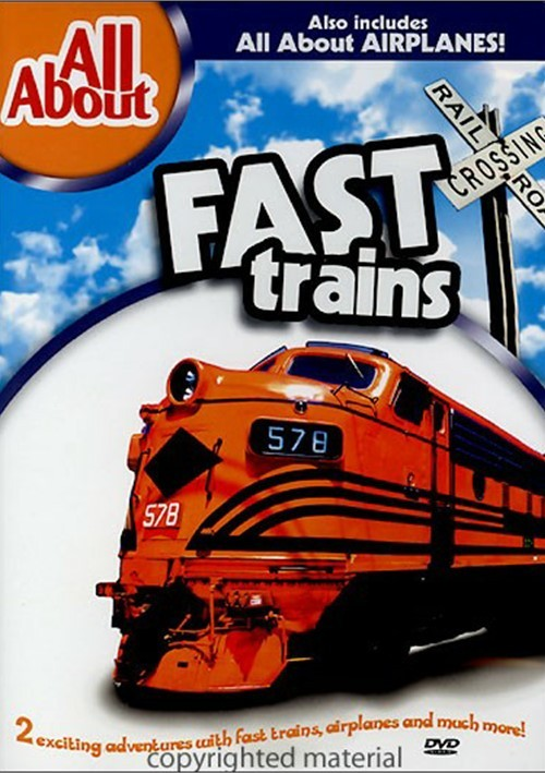 All about fast trains amp airplanes dvd 1994 dvd empire