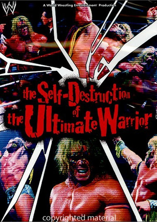 WWE: Self-Destruction Of The Ultimate Warrior Movie