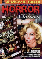 Horror Classics 4 Pack Vol. 4 Movie