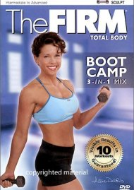 Firm, The: Bootcamp 3 In 1 Movie