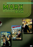 Marx Brothers Box  Movie