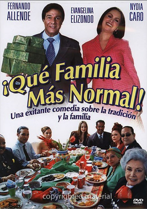 Que Familia Mas Normal: Volume 1 Movie