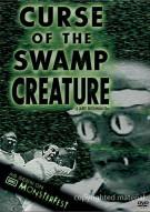 Curse Of The Swamp Creature Movie
