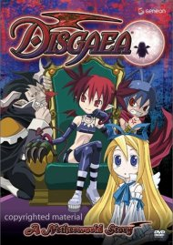 Disgaea: Volume 2 - The Netherworld Story Movie