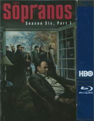 Sopranos, The: Season Six - Part I Blu-ray