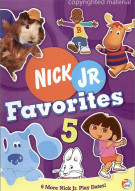 Nick Jr. Favorites: Volume 5 Movie