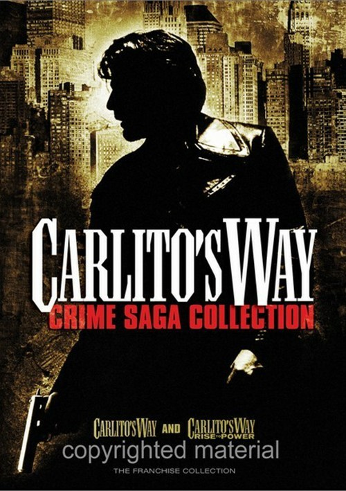 Carlitos Way: Crime Saga Collection Movie