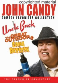 John Candy: Comedy Favorites Collection Movie
