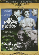 Dos Fantasmas Y Una Muchacha / Los Fantasmas Burlones (Double Feature) Movie