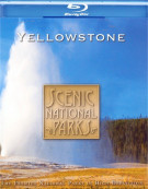 Scenic National Parks: Yellowstone Blu-ray