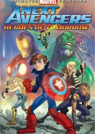 Next Avengers: Heroes Of Tomorrow Movie