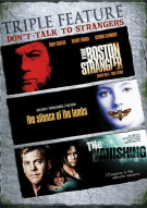 Boston Strangler, The / The Silence Of The Lambs / The Vanishing (Triple Feature) Movie