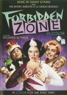 Forbidden Zone Movie