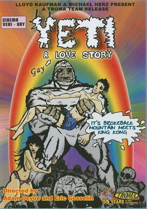 Yeti: A Love Story Movie