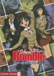 School Rumble: 2nd Semester - Part 1 Movie