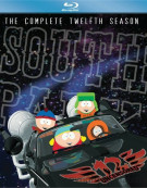 South Park: The Complete Twelfth Season Blu-ray