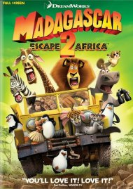 Madagascar: Escape 2 Africa (Fullscreen) Movie