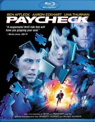 Paycheck Blu-ray