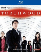 Torchwood: The Complete Second Season Blu-ray