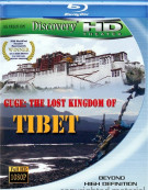Guge: The Lost Kingdom Of Tibet Blu-ray