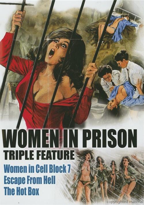 Women In Prison Triple Feature Movie