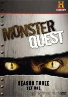 MonsterQuest: Season Three - Set One Movie
