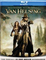 Van Helsing Blu-ray