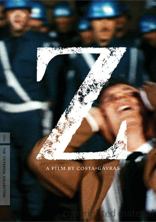 Z: The Criterion Collection Movie