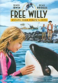Free Willy: Escape From Pirates Cove Movie